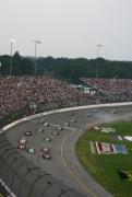 De start van de 2007 race op Richmond