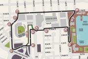 Het nieuwe circuit van Baltimore