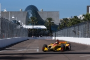 Ryan Hunter-Reay, St. Petersburg