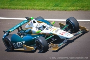 Ed Carpenter, Indianapolis