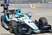 Mike Conway, Long Beach