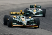 Tony Kanaan, Milwaukee Mile