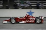 Scott Dixon op de Texas Speedway