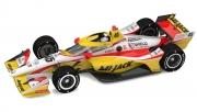 De Citrone/Buhl kleurstelling voor de GP van Indianapolis
