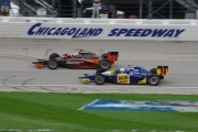 Mike Conway, Robert Doornbos, Chicagoland