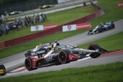 Conor Daly op Mid-Ohio