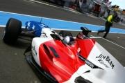 Marco Andretti in A1GP