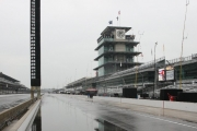 Regen in Indianapolis