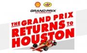 De terugkeer van de Grand Prix of Houston