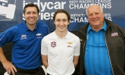 Veach Announced for Indy 500