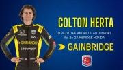Colton Herta schuift door naar de #26 bolide