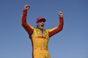 Ryan Hunter-Reay, Detroit