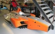 De nieuwe kleurstelling van de DP01