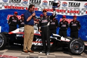 Ryan Briscoe, Texas Speedway