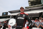 Will Power, Indianapolis Infield