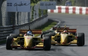 Rocketsports-wagens in Montreal