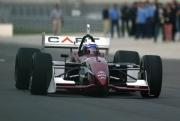 Zanardi keerde in 2003 terug in een Champ Car om zijn laatste dertien ronden van de race in 2001 af te maken