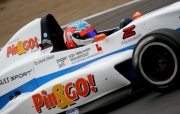 Junior Strous in de Formule Renault