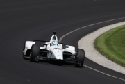 Kyle Kaiser op Indianapolis