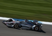 Hélio Castroneves, Indianapolis infield