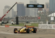 Ryan Hunter-Reay op Edmonton