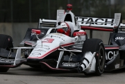 Hélio Castroneves, Detroit
