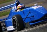 Ben Jamini in de Formule Renault
