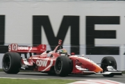 Justin Wilson in Mexico City