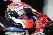 James Hinchcliffe pakt pole voor de honderdste Indianapolis 500