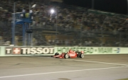 Dan Wheldon wint in 2007 op homestead