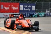 Simon Pagenaud, Houston