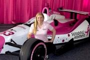 Pippa Mann, Iowa Speedway
