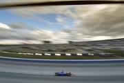 Scott Dixon op de Texas Motor Speedway