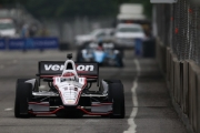 Will Power in Detroit