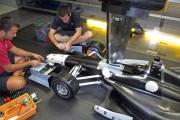 Chevrolet werkt in de windtunnel aan de nieuwe aero kit