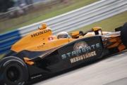 Simona de Silvestro test op Sebring voor HVM Racing
