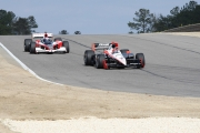 Helio Castroneves, Ryan Hunter-Reay, Barber Motorsports Park