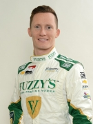 Mike Conway detail
