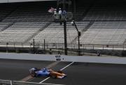 Scott Dixon wint de GMR Grand Prix of Indianapolis