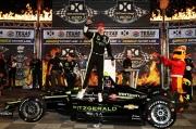 Josef Newgarden wint op de Texas Motor Speedway