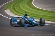 Rubens Barrichello, Indianapolis