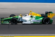 Simona de Silvestro, Milwaukee Mile