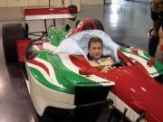 Verstappen schuimt een stoeltje bij HVM Racing