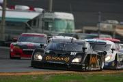 Nicky Pastorelli tijdens de 24 uur van Daytona