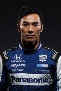 Takuma Sato pasfoto