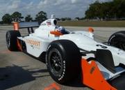 JK Vernay test voor Conquest op Sebring