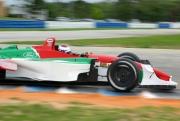 Jos Verstappen test voor HVM Racing op Sebring