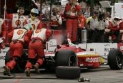 Sebastien Bourdais vertrekt na zijn laatste stop