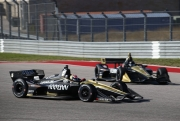 Marcus Ericsson, James Hinchcliffe, Circuit of The Americas