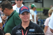Sarah Fisher, Mid-Ohio